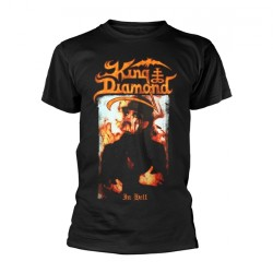 King Diamond - In Hell - T-shirt (Men)