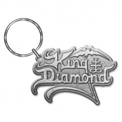 King Diamond - Logo - KEYRING