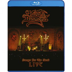 King Diamond - Songs For The Dead Live - BLU-RAY
