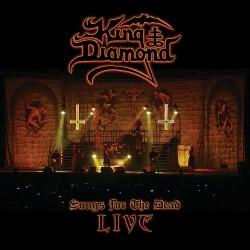 King Diamond - Songs For The Dead Live - CD + 2 DVD DIGIPACK