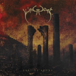 King Goat - Debt Of Aeons - CD DIGIPAK