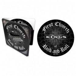 King's X - First Church - Puzzle