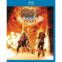 Kiss - Kiss Rocks Vegas - BLU-RAY