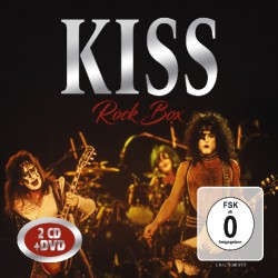 Kiss - Rock Box - 2CD + DVD