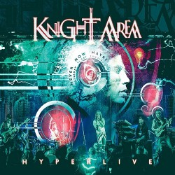 Knight Area - Hyperlive - CD + DVD Digipak