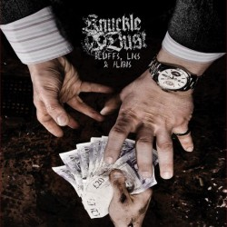 Knuckledust - Bluffs, Lies and Alibis - LP Gatefold