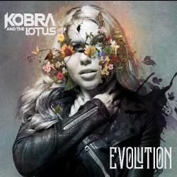 Kobra And The Lotus - Evolution - CD DIGIPAK