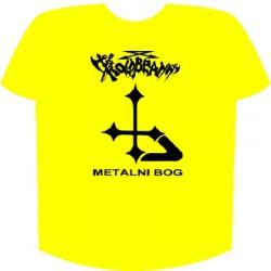 Koldbrann - Metalni Bog - T-shirt (Men)