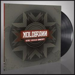 """Koldbrann - Totalt Sjelelig Bankerott - 7"""" vinyl"""