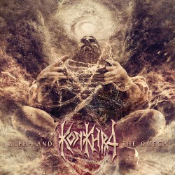 Konkhra - Alpha And The Omega - CD