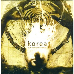 Korea - For the present Purpose - CD