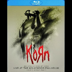 Korn - Live at the Hollywood Palladium - BLU-RAY + CD