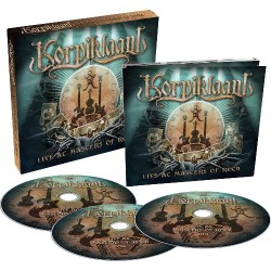 Korpiklaani - Live At Masters Of Rock - 2CD + DVD digipak
