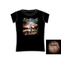 Korpiklaani - Ukon Wacka - T-shirt (Women)
