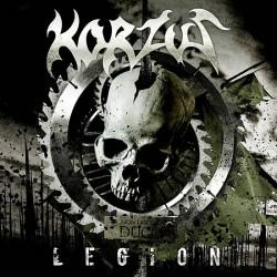 Korzus - Legion - CD
