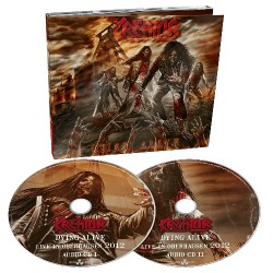 Kreator - Dying Alive - 2CD DIGIPAK