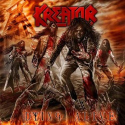 Kreator - Dying Alive - DOUBLE CD