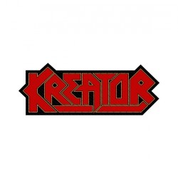 Kreator - Logo Cut-Out - Patch