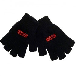 Kreator - Logo - FINGERLESS GLOVES