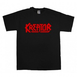 Kreator - Logo - T-shirt (Men)