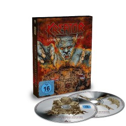 Kreator - London Apocalypticon - BLU-RAY + CD