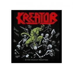 Kreator - Pleasure To Kill - Patch