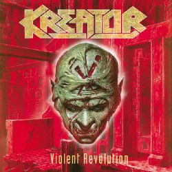 Kreator - Violent Revolution - CD