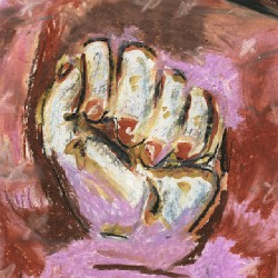Krill - A Distant Fist Unclenching - LP