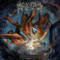 Krisiun - Scourge Of The Enthroned - CD