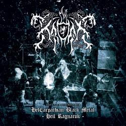 Kroda - Live Under Hexenhammer: Heil Ragnarok - 2CD DIGIPAK