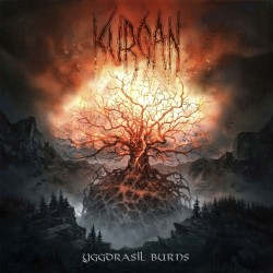 Kurgan - Yggdrasil Burns - CD