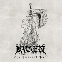 Kvaen - The Funeral Pyre - CD