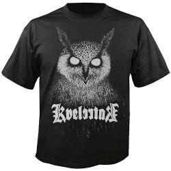 Kvelertak - Barlett Owl Black - T-shirt (Men)