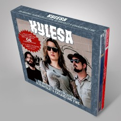 Kylesa - An Original Album Collection: Ultraviolet & Exhausting Fire - 2CD DIGIPAK