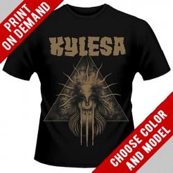 Kylesa - Exhausting Fire - Print on demand