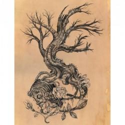 Kylesa - Kylesa Tree - Giclée
