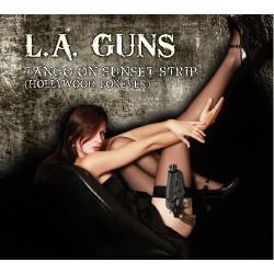 L.A. Guns - Tango on Sunset Strip (Hollywood Forever) - CD DIGIPAK