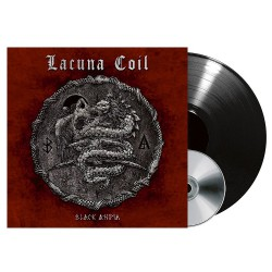 Lacuna Coil - Black Anima - LP + CD