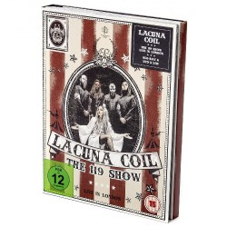 Lacuna Coil - The 119 Show - Live In London - BLU-RAY + DVD + 2CD