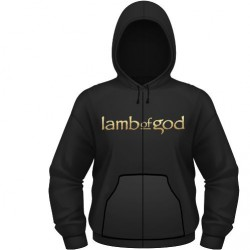 Lamb Of God - Anime - Hooded Sweat Shirt Zip (Men)