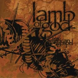 Lamb Of God - New American Gospel - CD