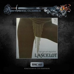 Lancelot - But I Just Can't Stay Behind - CD