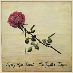 Larry Rose Band - The Jupiter Effect - CD DIGIPAK