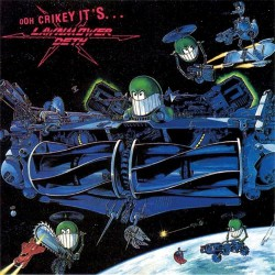 Lawnmower Deth - Ooh Crikey It's Lawnmower Deth - CD