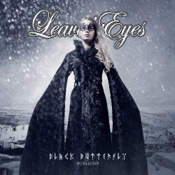 Leaves' Eyes - Black Butterfly (Special Edition) - CD EP DIGIPAK
