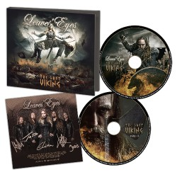 Leaves' Eyes - The Last Viking - 2CD DIGIPAK