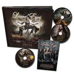 Leaves' Eyes - The Last Viking - 2CD + DVD ARTBOOK