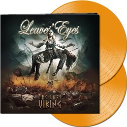 Leaves' Eyes - The Last Viking - DOUBLE LP GATEFOLD COLOURED