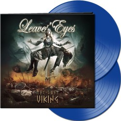 Leaves' Eyes - The Last Viking - DOUBLE LP GATEFOLD COLOURED
