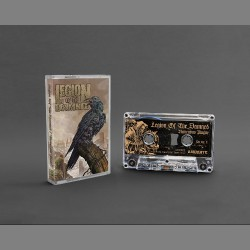 Legion Of The Damned - Ravenous Plague - CASSETTE